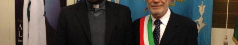Don Ciprian riceve la Cittadinanza onoraria